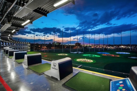 TERRAIN AT TOP GOLF