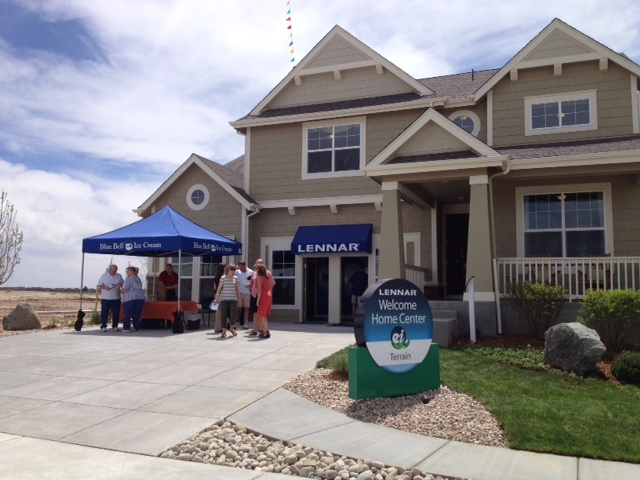 LENNAR MODEL HOMES NOW OPEN!