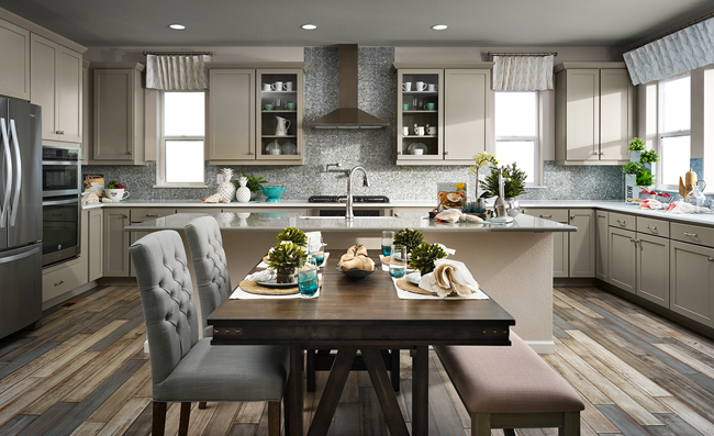 TRI Pointe Homes unveils six new model homes at Terrain!