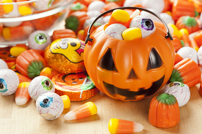 Too Many Treats? Ideas for How to Leverage Leftover Halloween Candy.