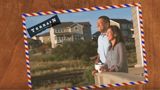Postcard from Terrain: <br>Family with Teens