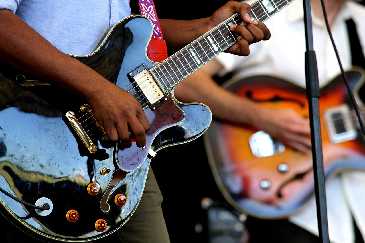 Love Live Music? Don't Miss Out on These Summer Concerts