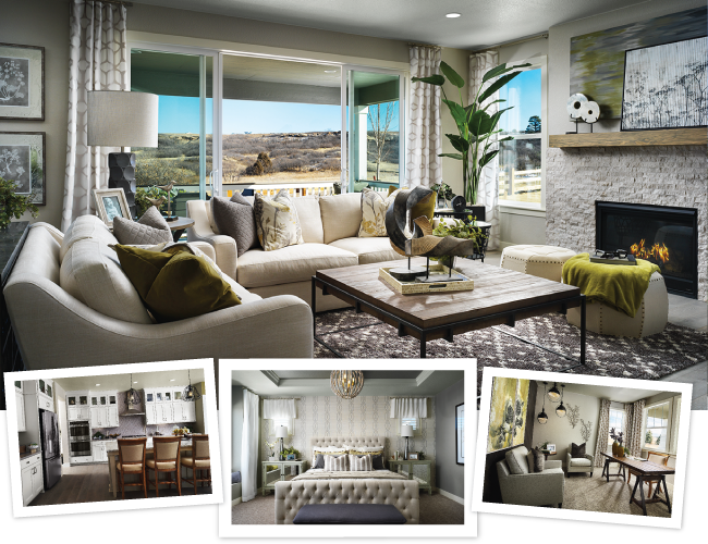 New Collections by Taylor Morrison & a Grand Opening Celebration from TRI Pointe!