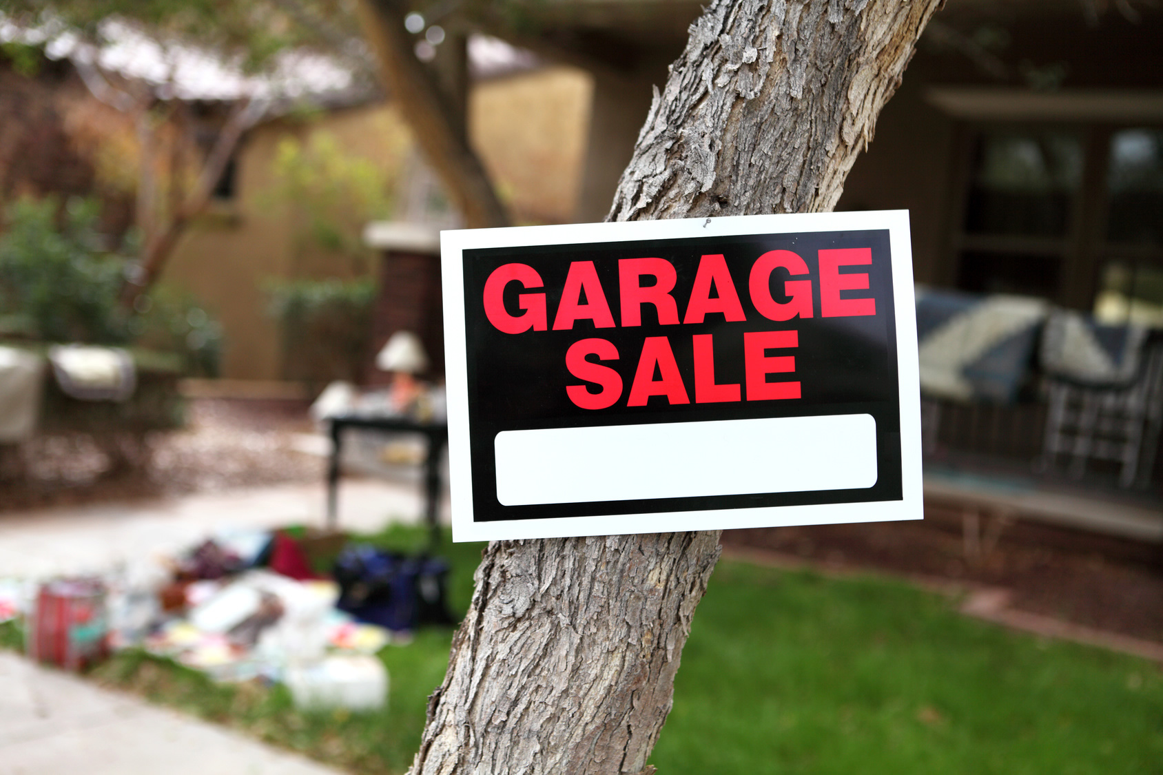 TERRAIN FALL GARAGE SALE AND DONATION DAY