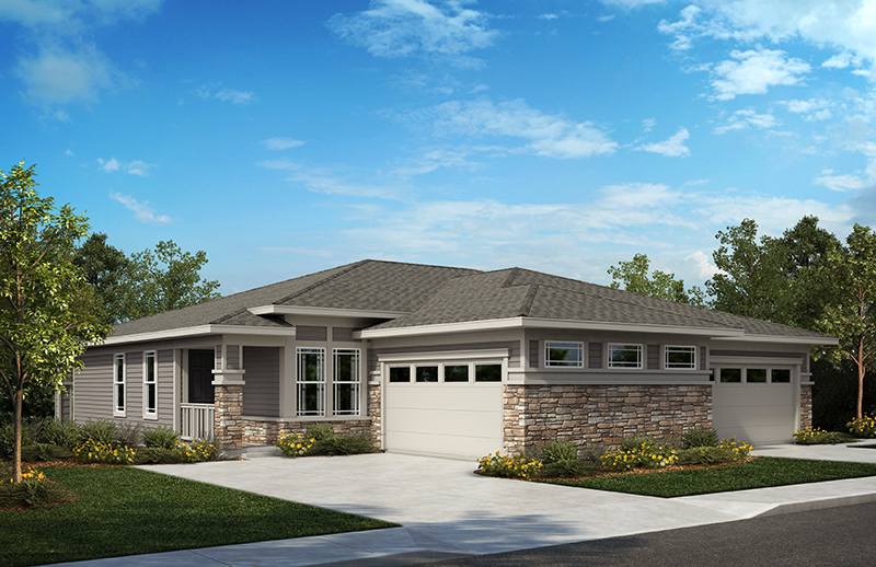Grand Opening: KB Home at Terrain
