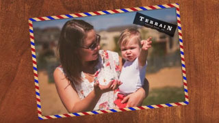 Postcard from Terrain: <br>Family with Young Children