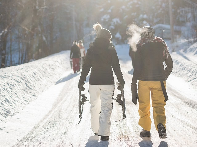 The Great Outdoors: Winter Activities near Castle Rock