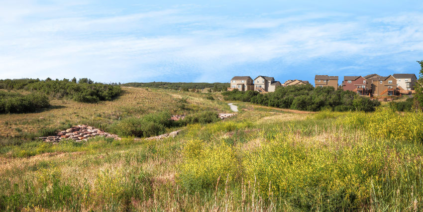 New Homes for Sale at Terrain in Castle Rock, CO